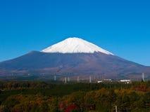 Fuji mountain. Pic of fuji mountain in japan Royalty Free Stock Image