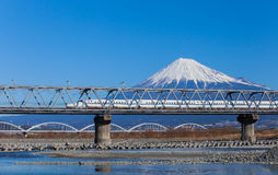 Fuji mountain Stock Image