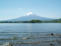 Fuji mountain. Wow Royalty Free Stock Image
