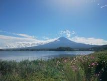 Fuji-moutain kawaguchiko Lizenzfreie Stockfotografie