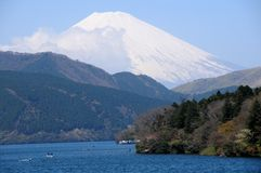 fuji mt Obrazy Royalty Free
