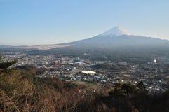 Fuji Mt. Stock Images