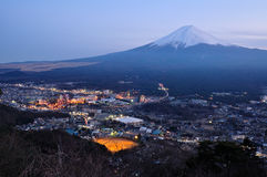 Fuji Mt. Images stock