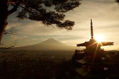 Fuji mt Imagen de archivo libre de regalías