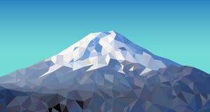 Fuji mt illustrazione vettoriale
