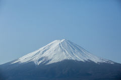 Fuji no lago Kawaguchiko fotografia de stock royalty free