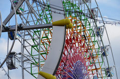 Fuji-Q Highland stock photo