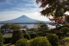 Fuji-San Lizenzfreies Stockfoto