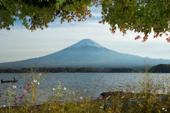 Fuji-San Stockfoto