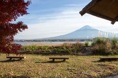 Fuji-San Imagenes de archivo