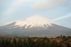 Fuji San fotografia stock