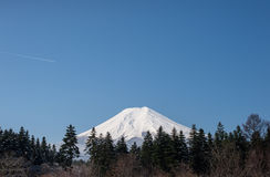 Fuji-san Royalty Free Stock Image