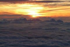 Fuji-San-Sonnenaufgang Lizenzfreie Stockfotografie