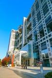 Fuji T.V. headquarters in Odaiba, Tokyo, Japan Royalty Free Stock Photo