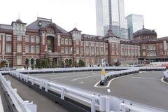 Fuji TVbyggnad Royaltyfria Foton
