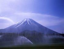 Fuji van MT Stock Afbeeldingen
