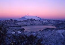 Fuji van MT Royalty-vrije Stock Foto's