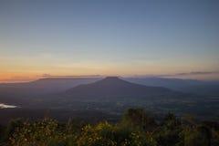 Fuji von Thailand Stockbild