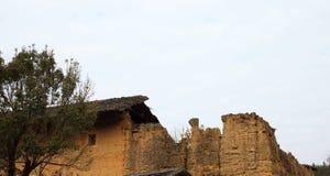 Fujian aarden structuren royalty-vrije stock fotografie