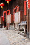 Fujian aarden structuren royalty-vrije stock foto