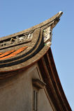 Fujian dwellings. Folk house roof construction architecture landmarks travel historic buildings life live hakka fun stock photography