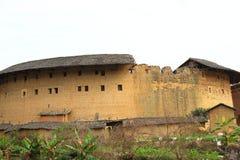 Fujian jord- strukturer Fotografering för Bildbyråer