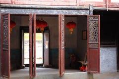 Fujian jord- strukturer Arkivbilder