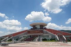 Fujian-Taiwan Bloedverwantschapmuseum Royalty-vrije Stock Foto