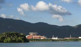 Fujian-Taiwan likhetmuseum Fotografering för Bildbyråer