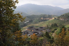 Fujian Tulou Royalty Free Stock Images