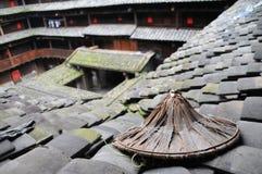 Fujian Tulou Στοκ φωτογραφία με δικαίωμα ελεύθερης χρήσης