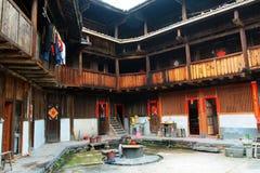 Fujian Tulou Stockbild