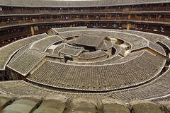 Fujian Tulou foto de archivo libre de regalías