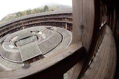 Fujian tulou-special architecture Stock Photo