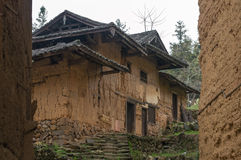 Fujian tulou-special architecture. Of china Stock Images