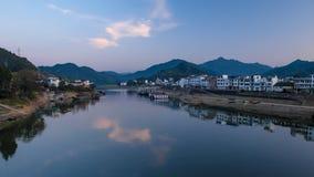 Fujian Xiapu Royalty-vrije Stock Afbeelding