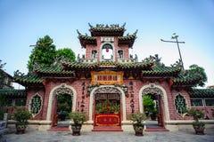 Fujianmontagehal - Hoi An - Quang Nam - Centraal Vietnam royalty-vrije stock foto's