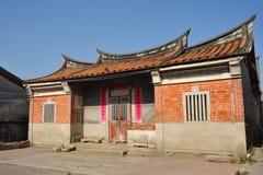 Fujianwoningen stock foto's