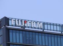 FujiFilm Stockfoto