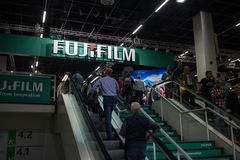 Fujifilm at Photokina 2016 Stock Image