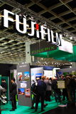 Fujifilm Presentation at Photokina 2008 Stock Images