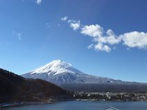 Fujiko Royalty-vrije Stock Afbeelding