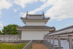 Fujimi Turret of Utsunomiya Castle, Tochigi Prefecture, Japan Royalty Free Stock Photo