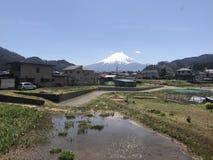 Fujisan 库存照片