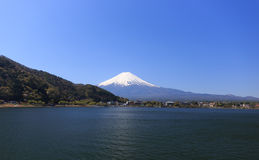 Fujisan Stock Photo