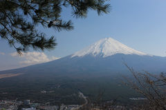 Fujisan Royalty Free Stock Images