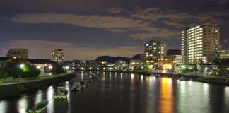 Fujisawa, Ιαπωνία Στοκ Εικόνα