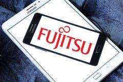 Fujitsu-Logo Stockbild