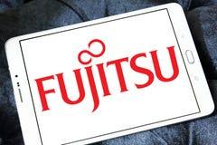 Fujitsu-Logo Stockfotos