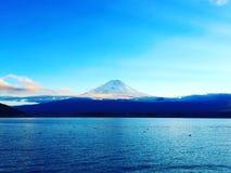 Fujiyama, el monte Fuji japón Fotos de archivo libres de regalías